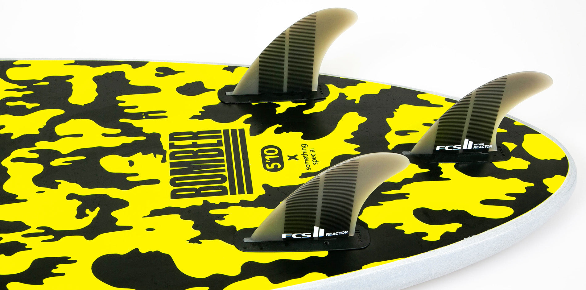 Softech Bomber Fins