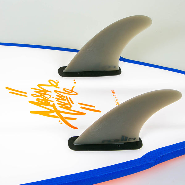Softech Twin Fins