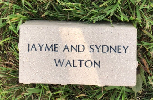 Small Paver @ Waterhouse Field - $100