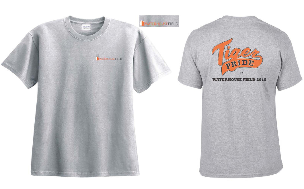Grey Adult T-Shirt
