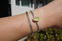 Load image into Gallery viewer, Davenport Seaglass Bracelet