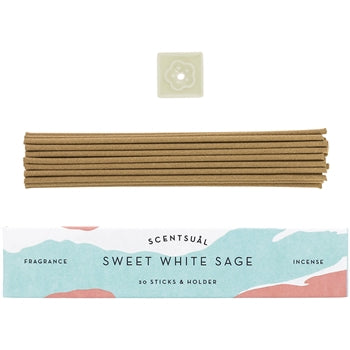Sweet White Sage Incense