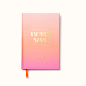 Happiness Planner Gradient Orange/Pink