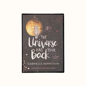 The Universe Has Your Back Card Deck