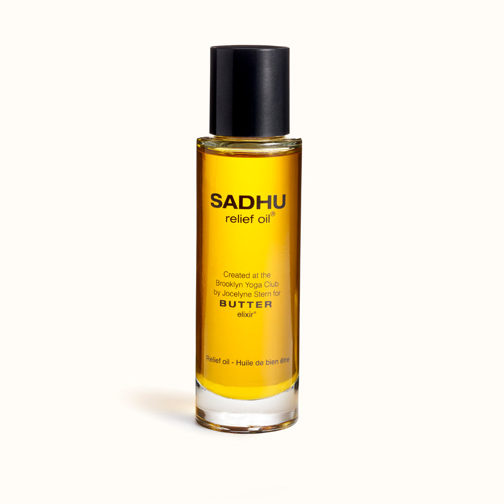 Sadhu Relief Oil