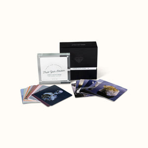 Crystal Intention Cards