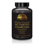 Activated Coconut Charcoal Capsules