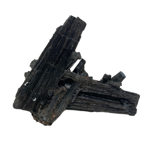 Black Tourmaline Specimen