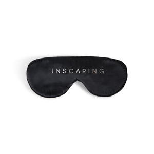 INSCAPING Lavender Scented Silk Eye Mask