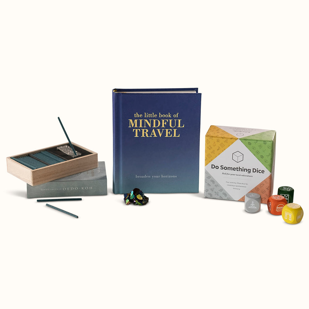 Mindful Travel Essentials Kit