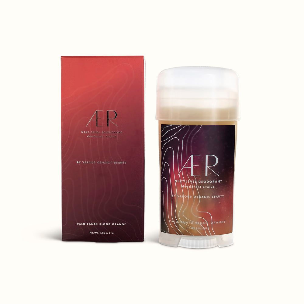 AER Palo Santo Blood Orange Deodorant