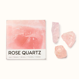 Mini Rose Quartz Pack