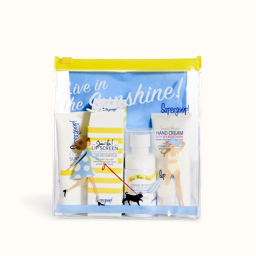Live in the Sunshine Kit