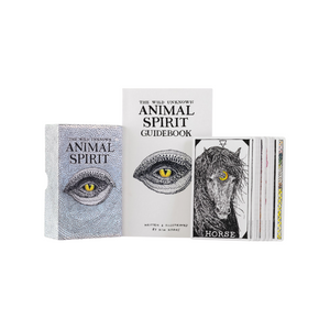 Animal Spirit Deck and Guidebook