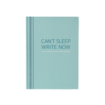 Can't Sleep, Write Now Journal