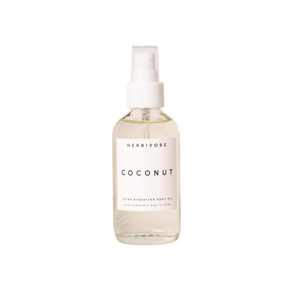 Coconut Body Oil Spray