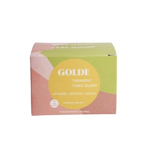 GOLDE Trio Set Box