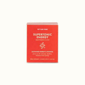Supertonic Energy