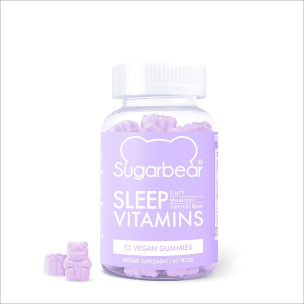 Sugar Bear Sleep Vitamins