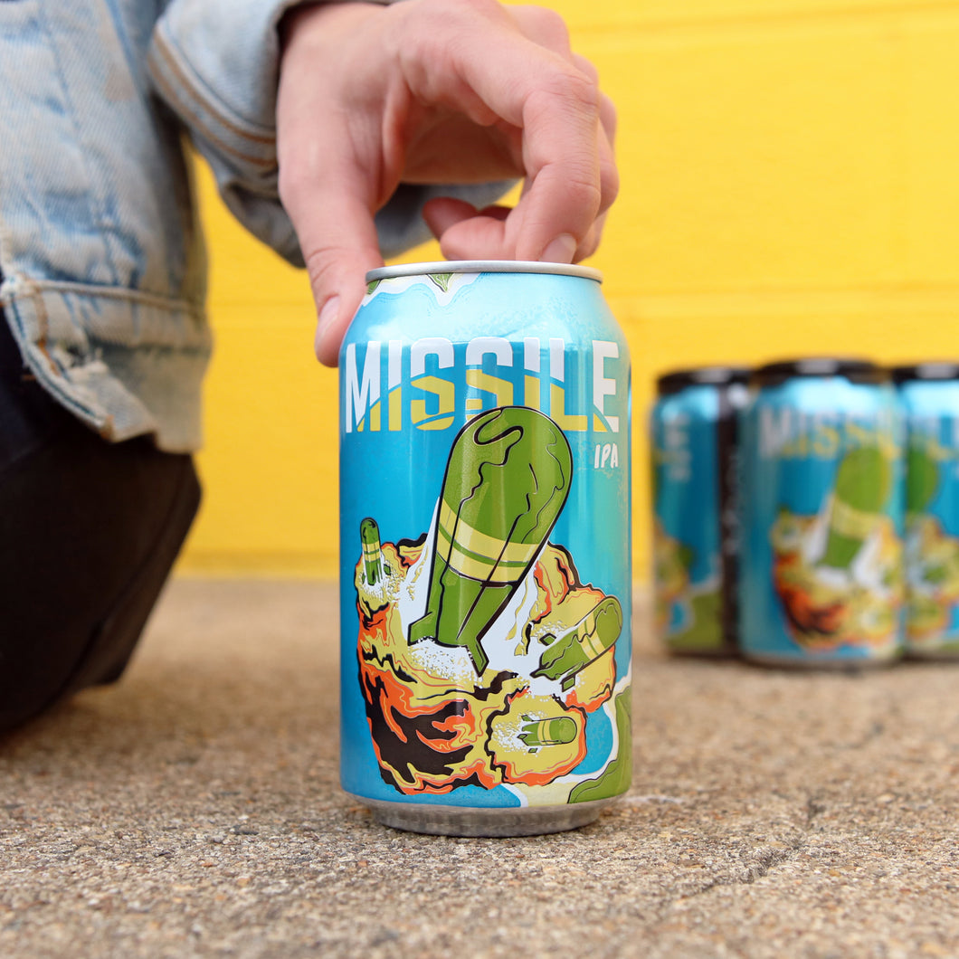 Missile IPA Six-Pack