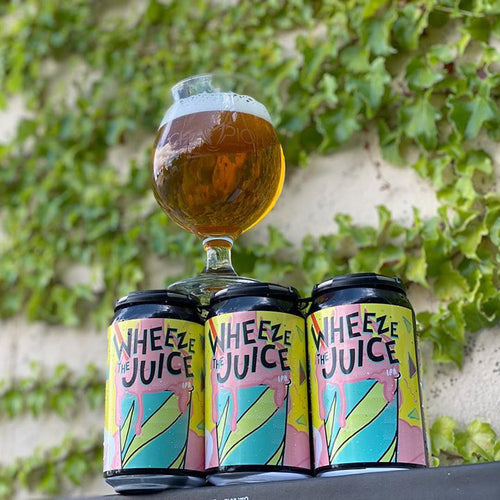 Wheeze the Juice IPA Six-Pack
