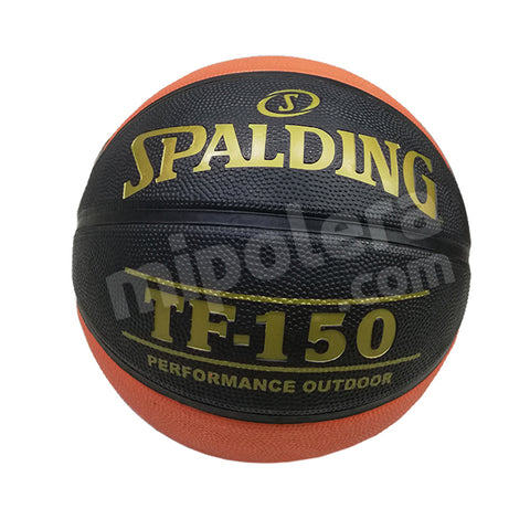 BALON SPALDING BASKET OFICIAL OUTDOOR TF-150 N7