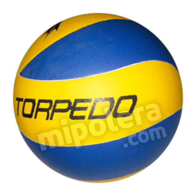 BALON VOLLEYBALL TORPEDO SOFT TOUCH PRO
