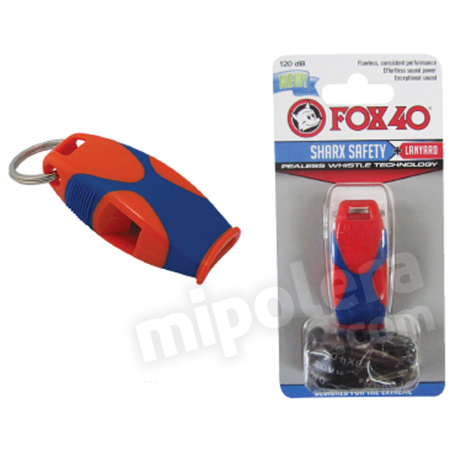 SILBATO FOX40 SHARX SAFETY C/CORDON