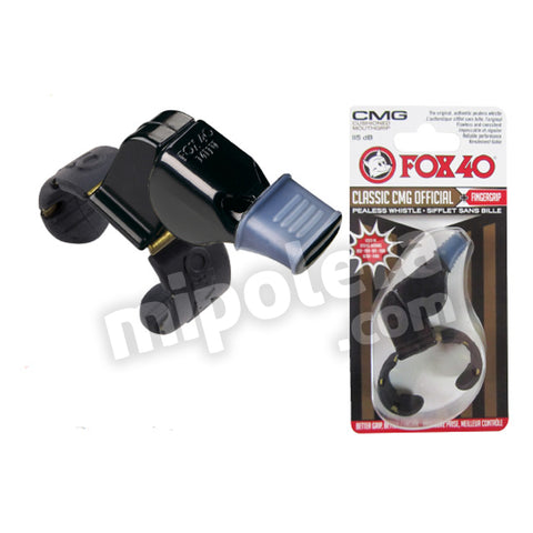 SILBATO FOX40 CLASSIC CMG FINGERGRIP