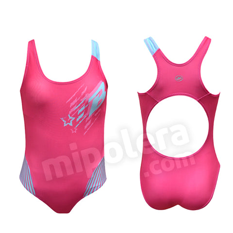 TRAJE BAÑO NIÑA BARRACUDA CLASSIC FORCE