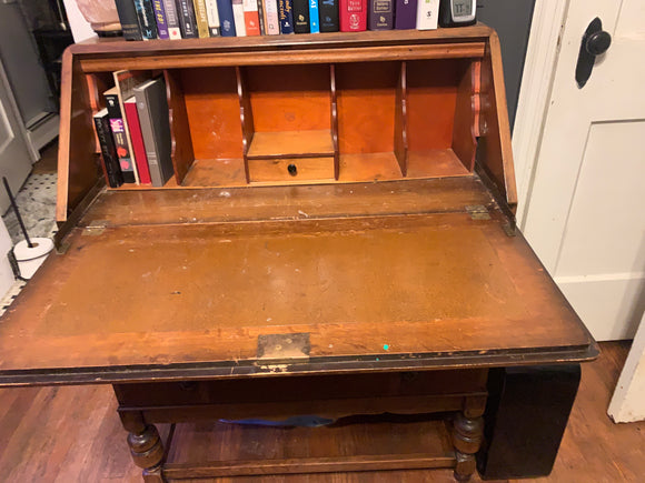 Antique Secretary 1930's