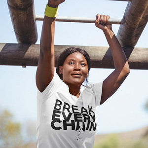 Break Every Chain Unisex Tee - Authorytees