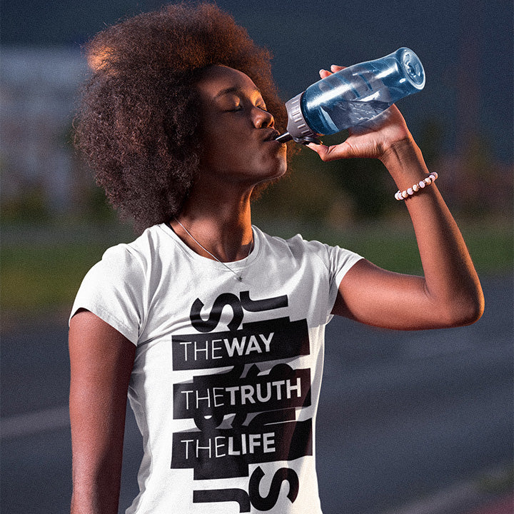 The Real Truth Unisex Tee - Authorytees