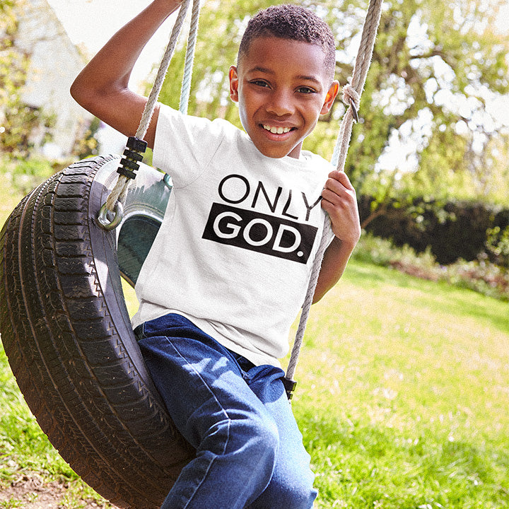 Only God Kids Tee - Authorytees