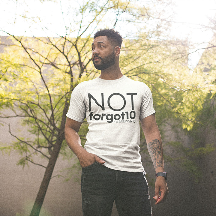 Not Forgotten Unisex Tee - Authorytees