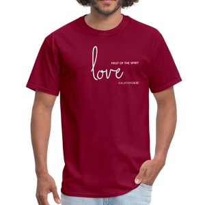 Love Unisex Tee - Authorytees