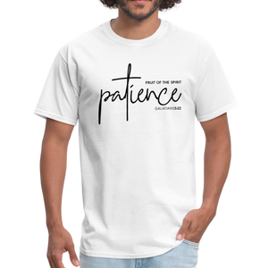 Patience Unisex Tee - Authorytees