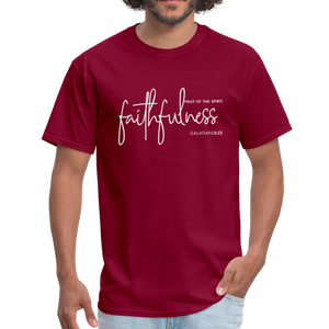Faithfulness Unisex Tee - Authorytees