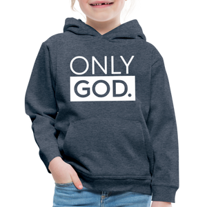 Only God Kids Hoodie - Authorytees