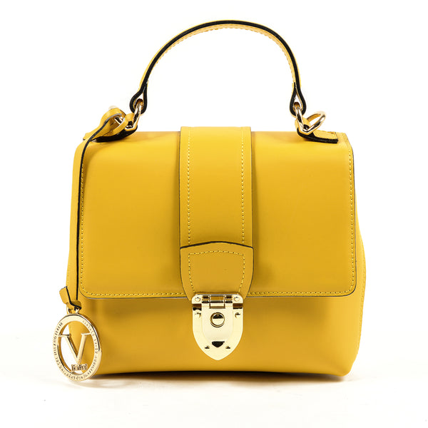 V 1969 Italia Womens Handbag Yellow LAOS