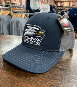 Richardson 112 - Athletic Eagle Navy/Charcoal Trucker