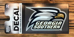 Athletic Eagle Decal Sticker - 5""