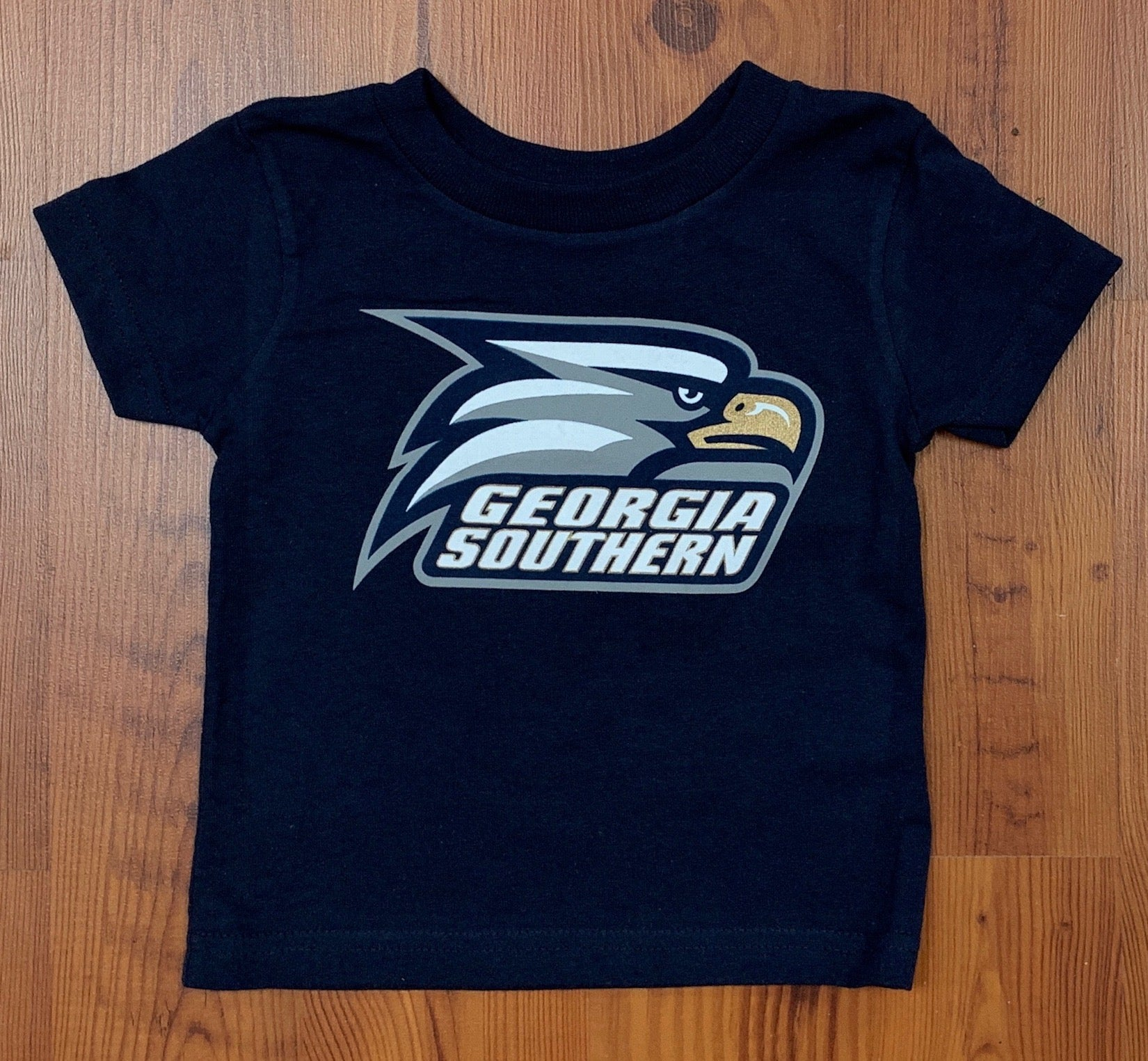 Infant/Toddler Athletic Eagle Tee - Navy