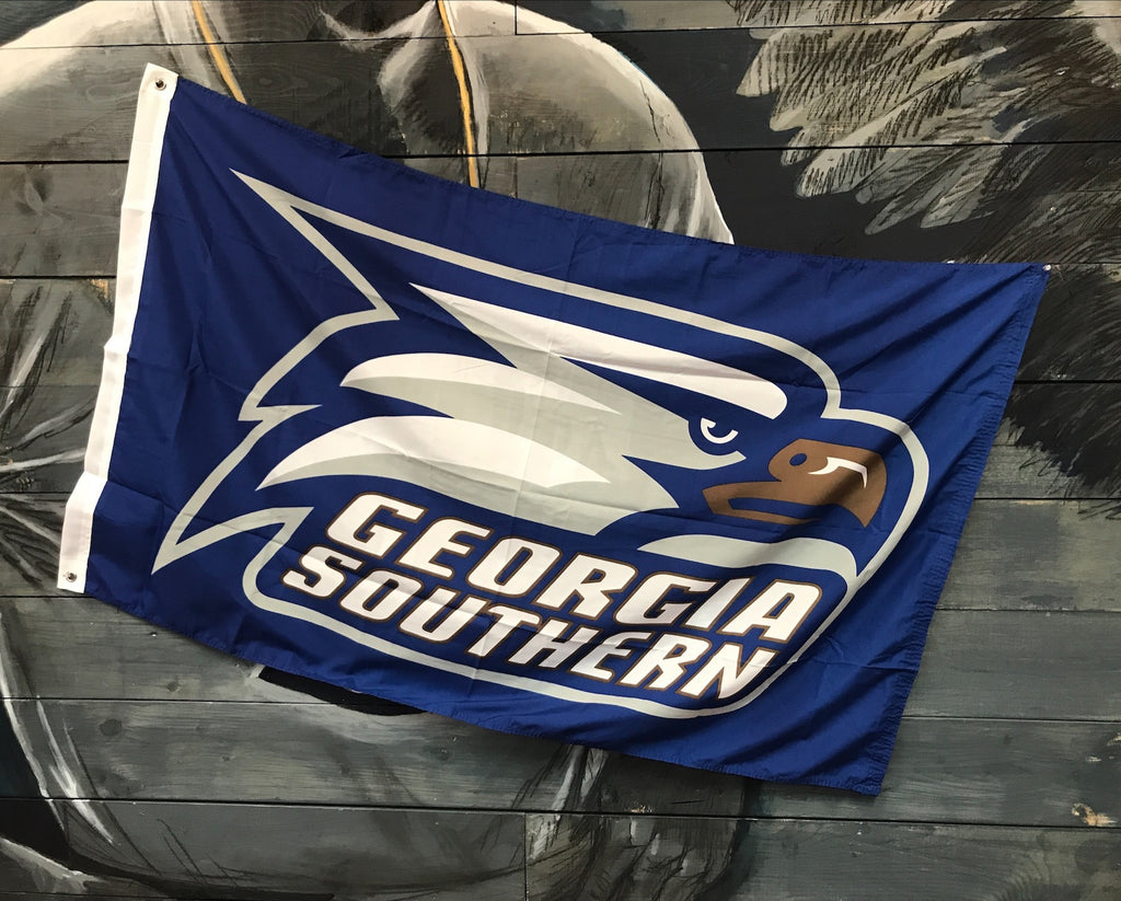 Athletic Eagle Flag - Navy