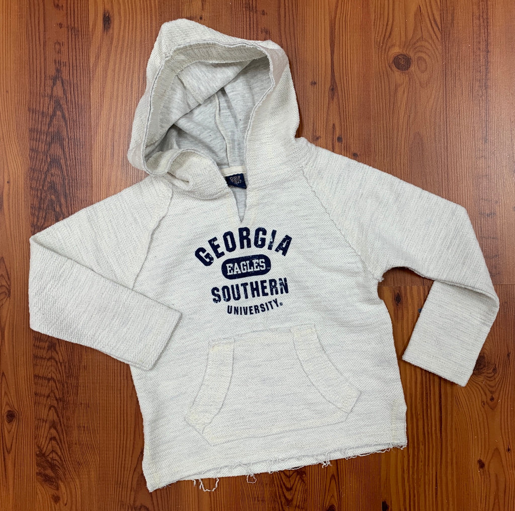 YOUTH Bonfire Baja Hoody - Oatmeal