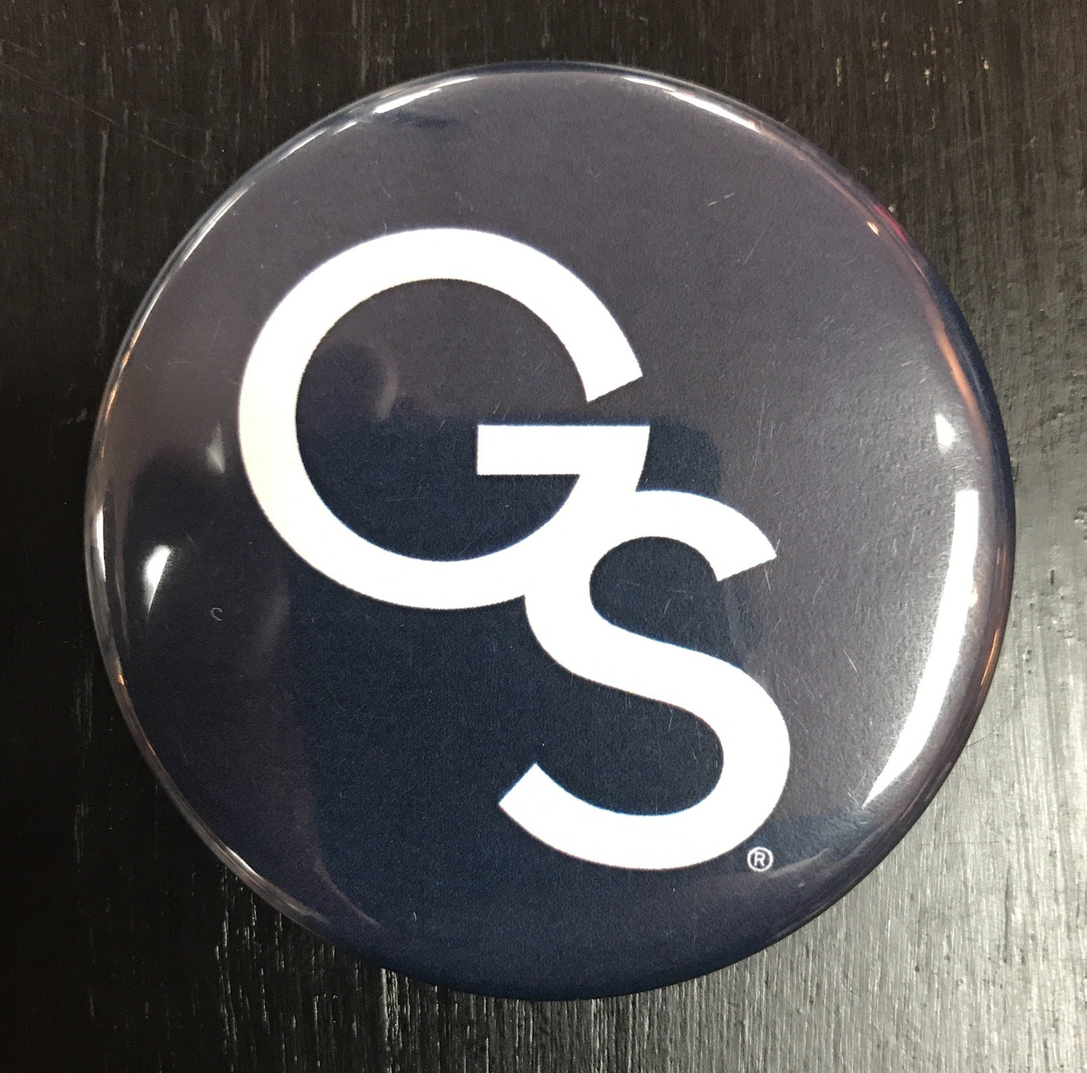 Button - Interlocking GS