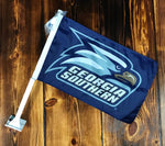 Car Flag - Athletic Eagle Head