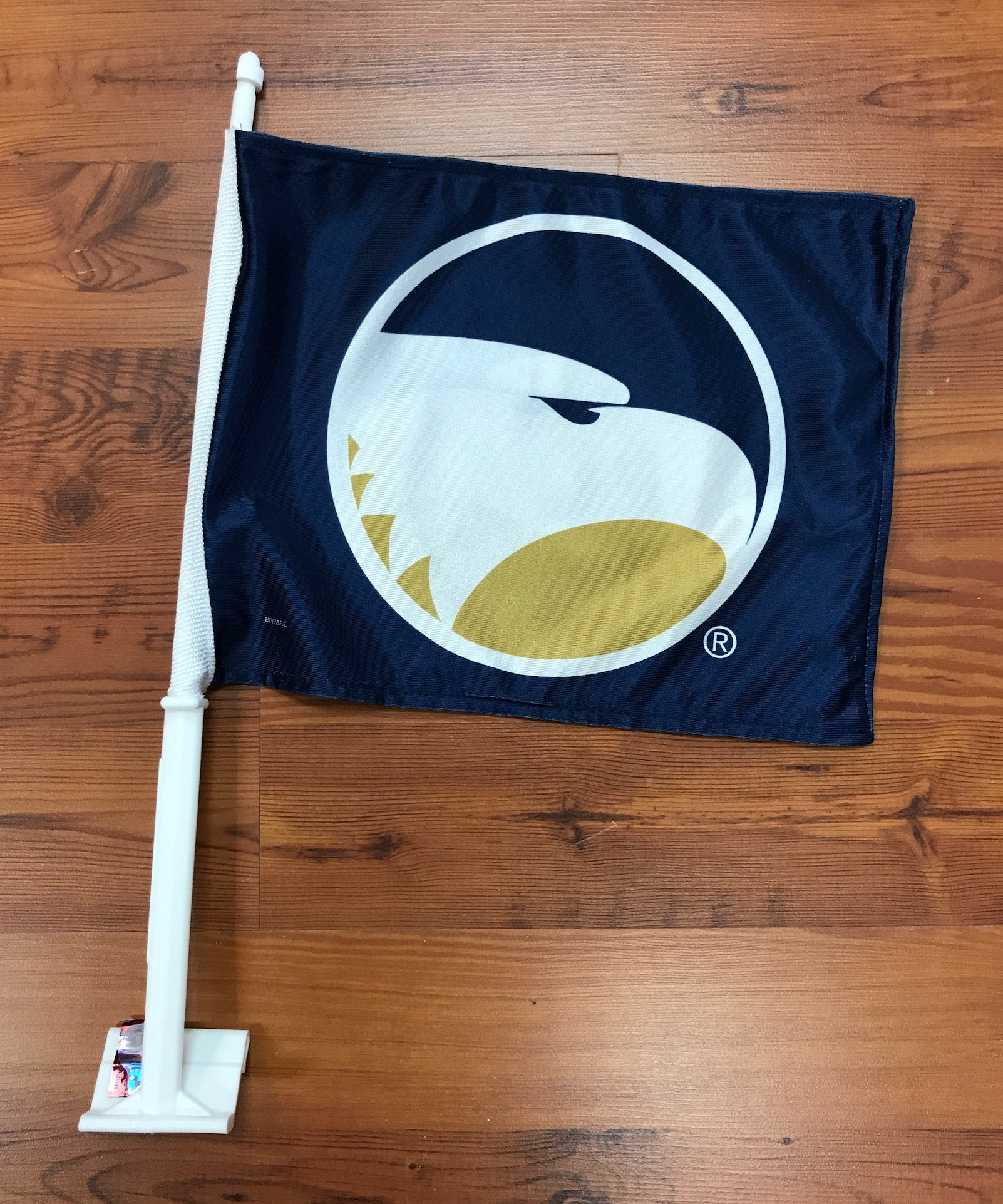 Car Flag - Academic Eagle Head
