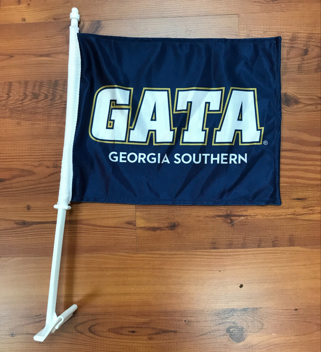 Car Flag - GATA