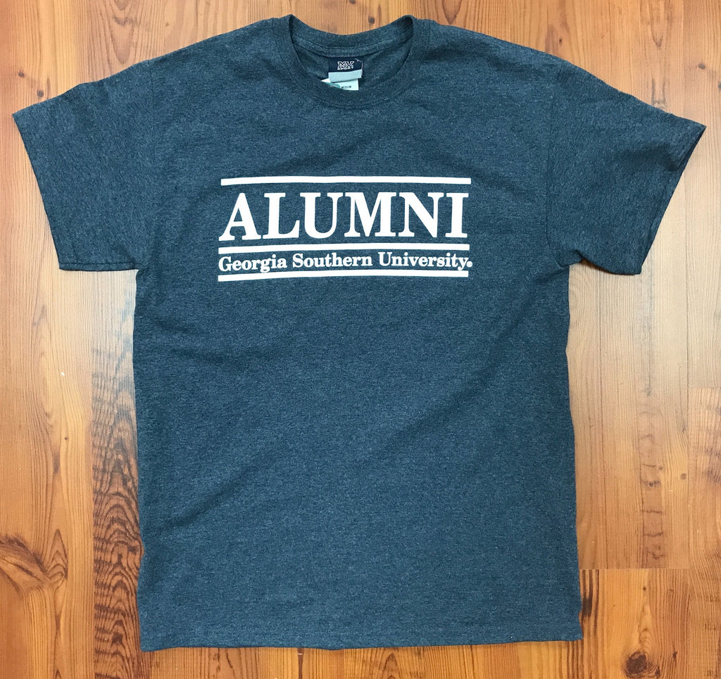Classic Bar ALUMNI Tee - Navy Heather